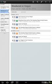 TripIt: Trip Planner (No Ads) Screenshot 9