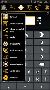 Keypad-Mapper - OpenStreetMap - screenshot thumbnail