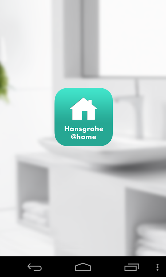 Hansgrohe@home- screenshot