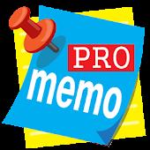 Memo Widget - PRO