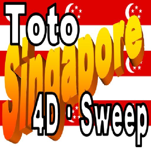 Singapore4D&Sweep&TotoNew 博奕 App LOGO-硬是要APP