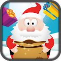 Santa Christmas Gift Catcher icon