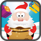 Santa Christmas Gift Catcher icon