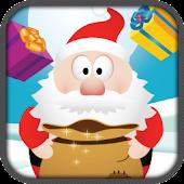 Santa Christmas Gift Catcher