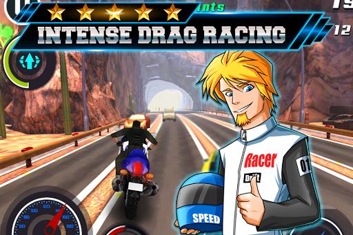 モーターバイクレーシング3Dファストライド