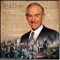 Quotes by Ron Paul & Founders logo