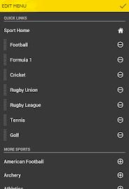 BBC Sport Screenshot 37