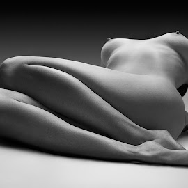 Up by Maxim Malevich - Nudes & Boudoir Artistic Nude ( breast, nu, erotic, body, nude, girl, woman, akt, tits )