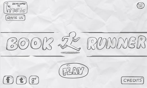 【免費冒險App】Book Runner-APP點子