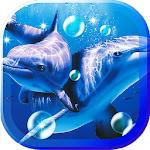 Dolphin Sea HQ live wallpaper