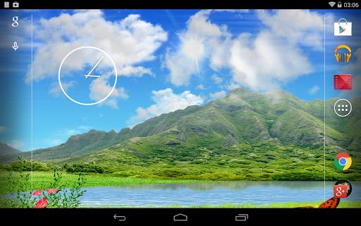 Magic Weather 3D для планшетов на Android
