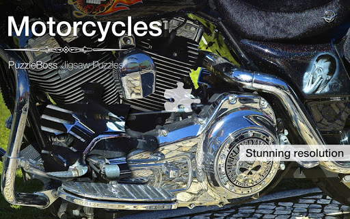 Motorcycles Jigsaw Puzzles