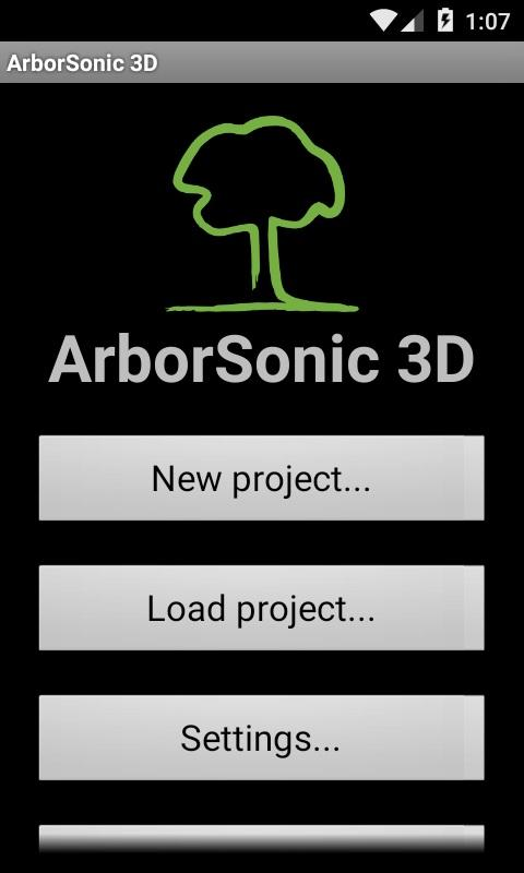 ArborSonic 3D for Android- screenshot