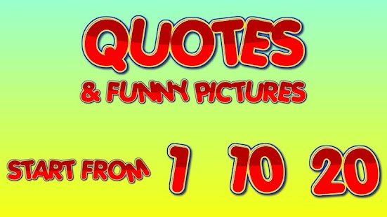 Quotes & Funny pictures - screenshot thumbnail
