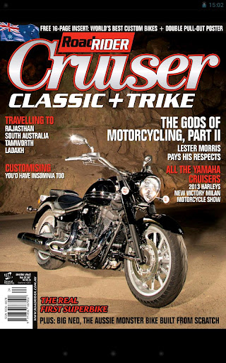 Cruiser Trike