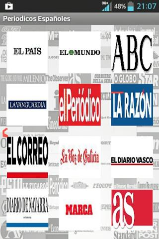 西班牙報紙