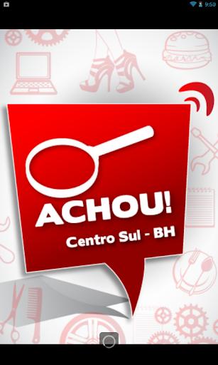 Achou Centro Sul