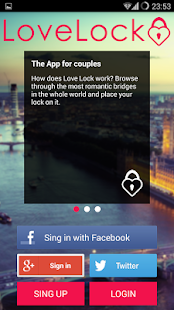 Love Lock - App for Lovers- screenshot thumbnail
