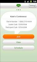 Screenshot of LoopUp Conference Controller