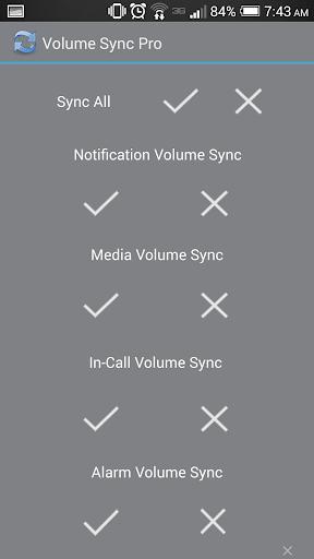 Volume Sync Pro