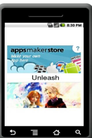 Unleash 5.0 - screenshot
