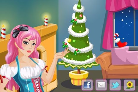 Dress Up, Makeup -Holiday- screenshot thumbnail