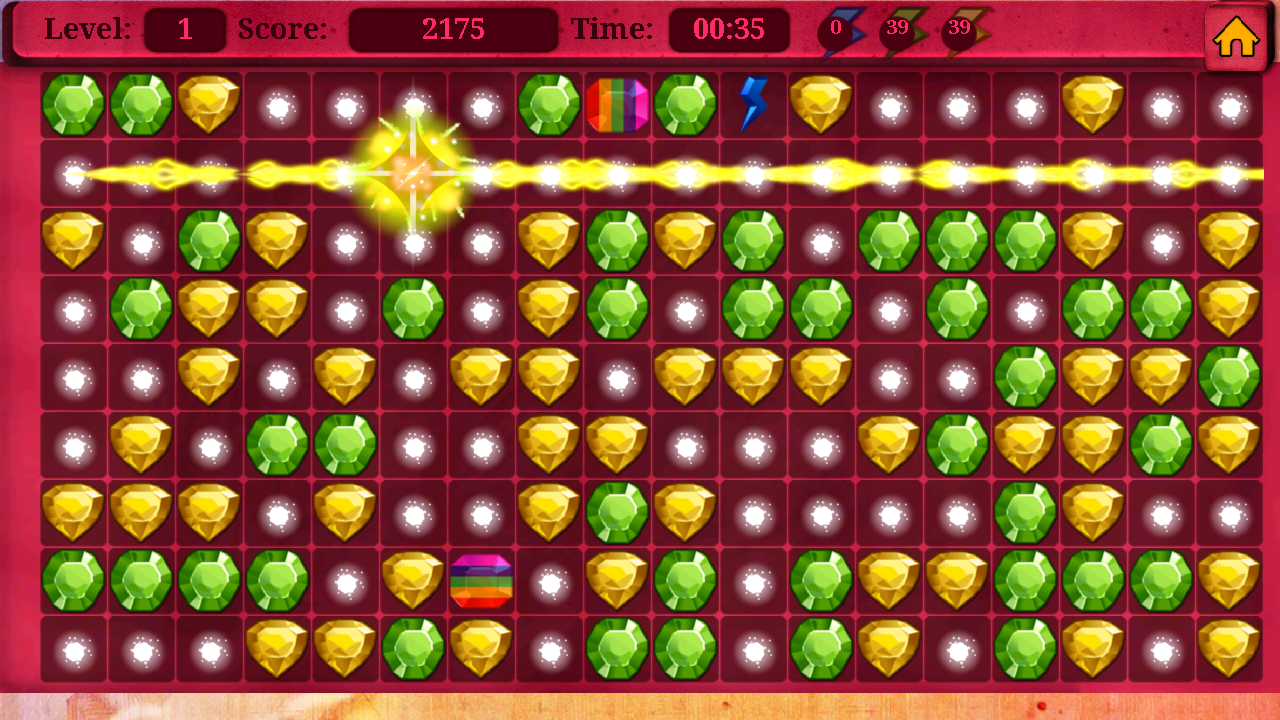 Diamond Crush Deluxe- screenshot