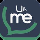 U&Me Messenger icon