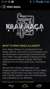 Krav Maga Touch - screenshot thumbnail
