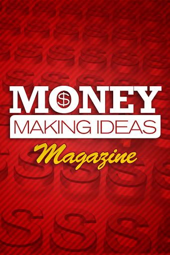 Money Making Ideas Magazine