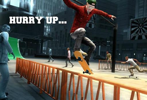 Speedy Skateboard