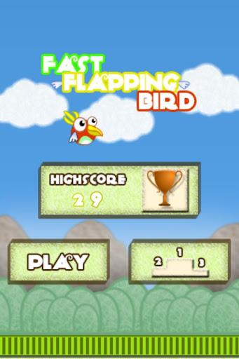 Fast Flapping Bird