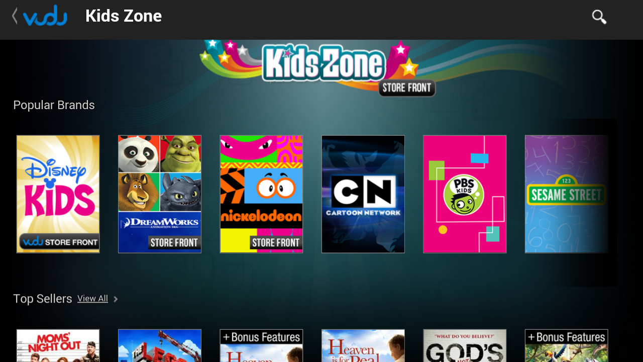 VUDU Movies and TV- screenshot