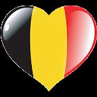 Stations de radio Belgique icon