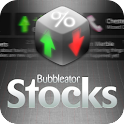 Bubbleator Stocks Add-On logo