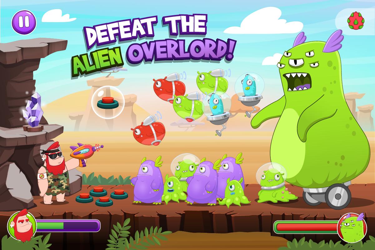 Caveman Clash Apl Android Di Google Play