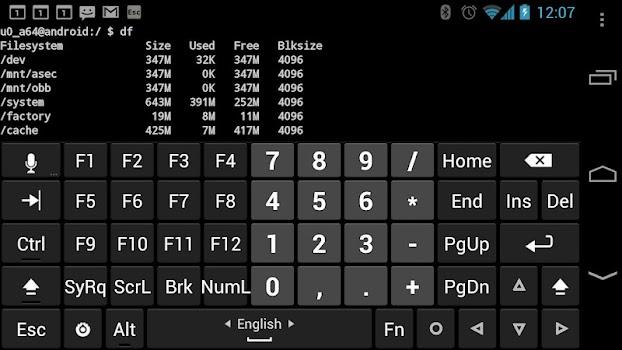 Hacker`s Keyboard