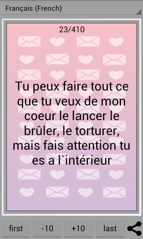 Super SMS d'amour, poèmes – Applications Android sur Google Play RH81