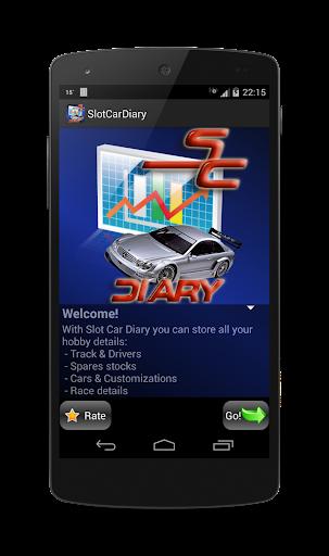 Slot Car Diary