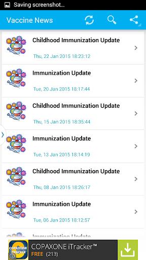 Vaccines-Immunizations Updates