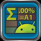 e-Droid-Cell Light Spreadsheet icon
