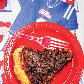 Bourbon–Brown Butter Pecan Pie.