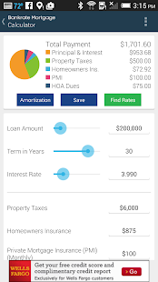 Mortgage Calculator & Rates- screenshot thumbnail