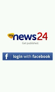 MyNews24 - screenshot thumbnail