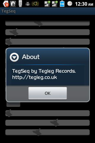 TegSeq- screenshot