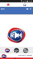 Screenshot of RFM, le meilleur de la musique