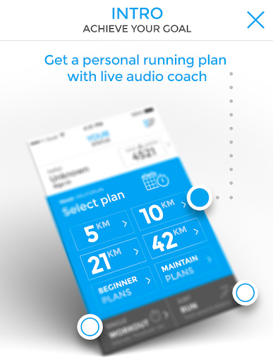 HELP2RUN - coach and schedules