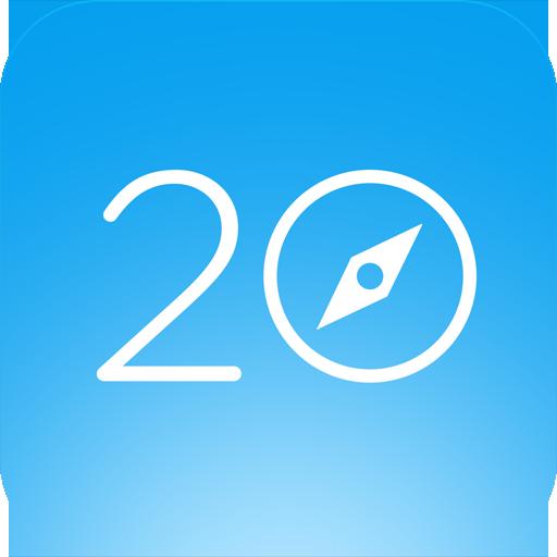 Twenty 旅遊 App LOGO-APP試玩