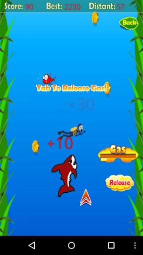 玩街機App|Megalodon Hungry Sharks Chase免費|APP試玩