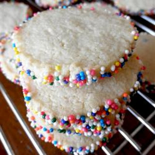 Grandma Minnie's Old Fashioned Sugar Cookies